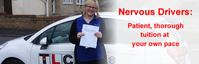 Bury St Edmunds pupil who passed with TLC Driving School